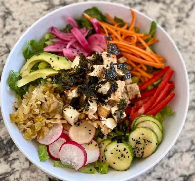 Vegan Poke Bowl Recipe
