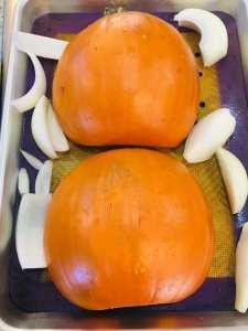 IMG_9333-225x300 Creamy Dreamy Skinny Pumpkin Rigatoni