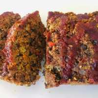 "Vegan Meatloaf - ""Meatless"" Lentils!"