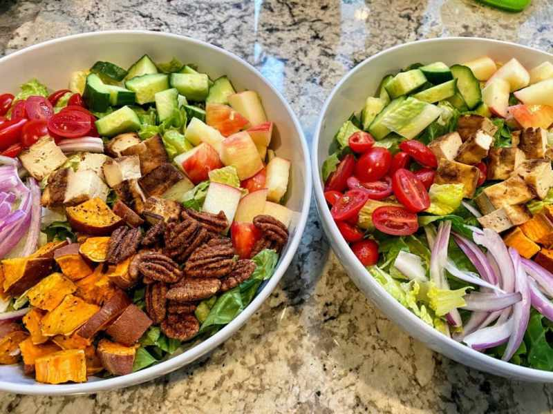 Harvest Salad Recipe
