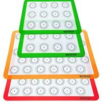 Silicone Baking Mats (Set of 4)