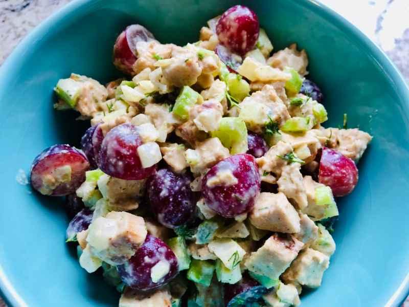 Gardein-Chicken-Salad-in-a-bowlJPG-1024x768 Vegan Chicken Salad