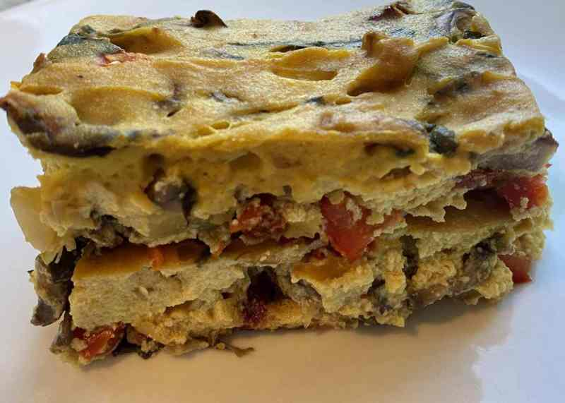 Vegan Breakfast Casserole Recipe