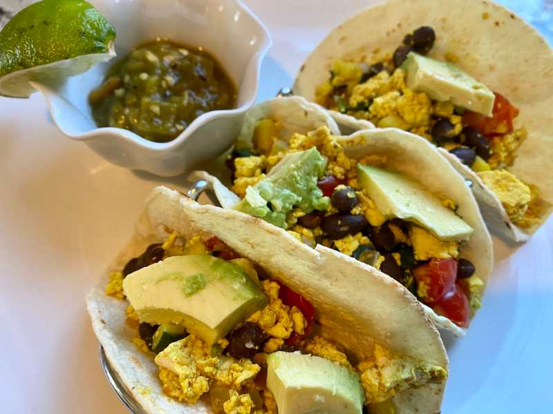 Vegan Breakfast Tacos Recipe