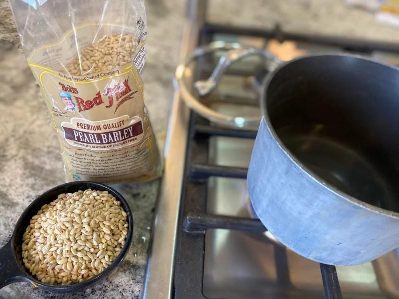 cooking-barley-1-1024x768 Vegetable Barley Soup