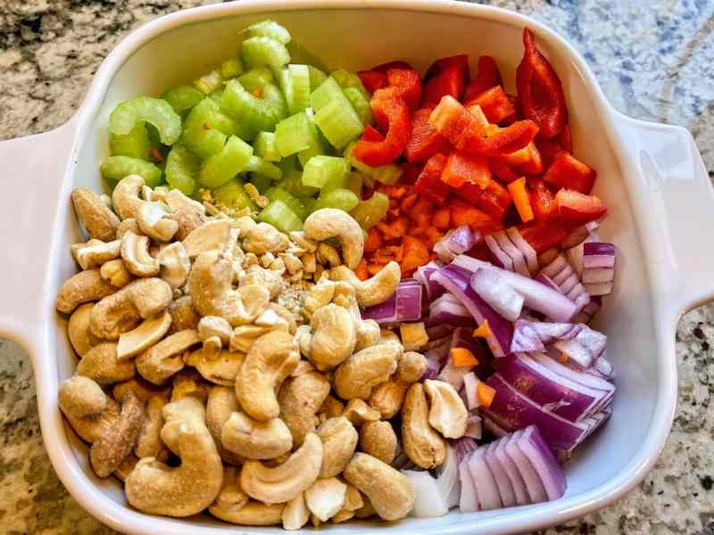 vegan carrot soup ingredients