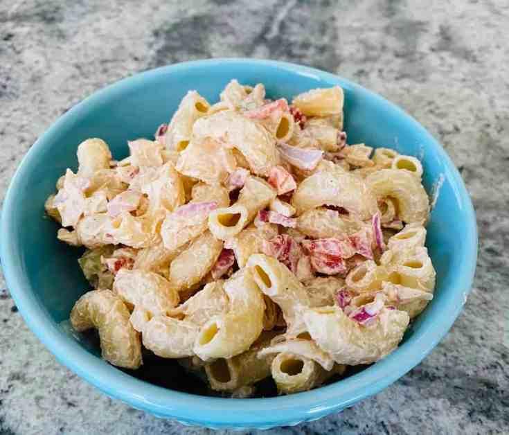 cajun pasta salad recipe