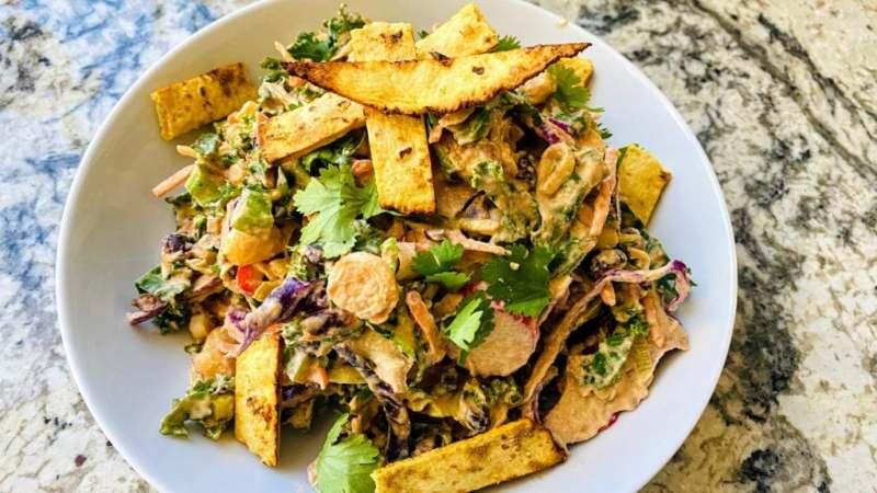 southwest coleslaw recipe