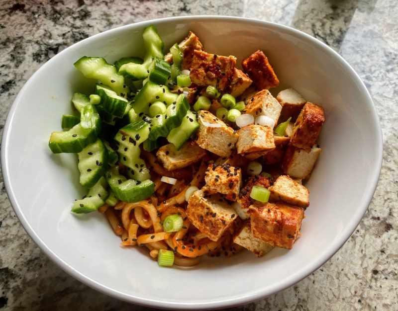 korean tofu recipe