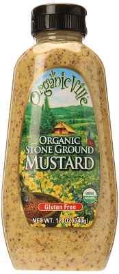 Stone-ground mustard