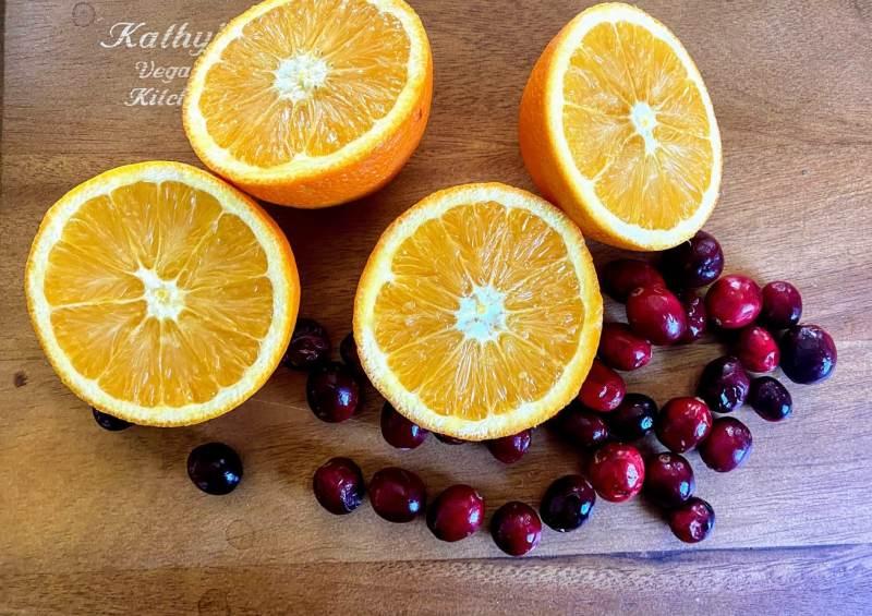 Cranberries and oranges orange cranberry bread