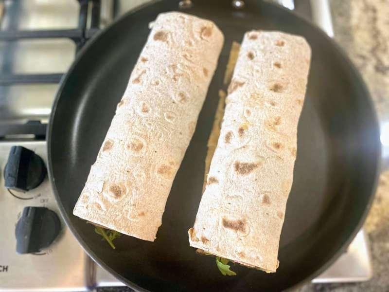 cooking the Mediterranean Sandwich