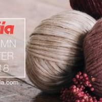 Die neue Katia-Kollektion Herbst-Winter 2017/2018 ist da: alle Neuigkeiten zu Garnen, Zeitschriften und Trends
