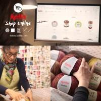 Entdecke KatiaShop, den Online-Shop deines Handarbeitsgeschäfts um die Ecke