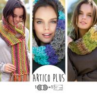 Velour, Velvet Loop & Artico Plus: one ball, one neck warmer!