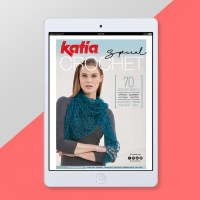 Katia Special Crochet, our first digital magazine with 70 crochet patterns for you, your family and your home