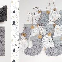 DIY Christmas: How to make a fabric Advent Calendar