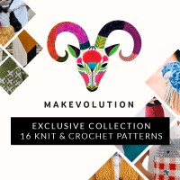 Makevolution: 16 exclusive designs for creative spirits. Enter and take part in the 2019 CAL & KAL!