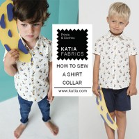How to sew a shirt collar: Learn to sew