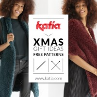Download 20 free and easy Christmas gift patterns to knit and crochet for all the family