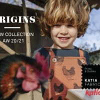 ORIGINS: discover the new Katia Fabrics Autumn Winter 2020/2021 collection inspired by children's stories