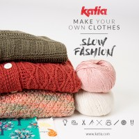 5 keys to creating your own sustainable fashion: more quality, customization, eco-friendly yarns, upcycling...