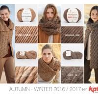 10 Tendencias de moda Otoño - Invierno 2016 / 2017 que puedes tejer tú misma con nuestras lanas y patrones