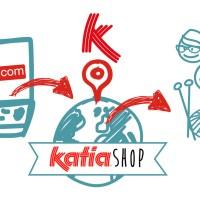 Cómo comprar lanas, agujas de punto y revistas de patrones a través de KatiaShop