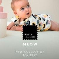 Nueva colección de telas Katia Fabrics Primavera Verano 2019. ¡Explora, disfruta y descubre OFF-HOLIDAYS!