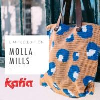Molla Mills Limited Edition: 7 modernos proyectos de Tapestry Crochet para ti y tu hogar