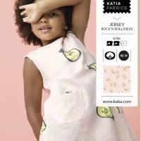 Conoce las 3 tendencias en telas de verano para coser ropa infantil: vestidos, petos y monos son los favoritos de la temporada