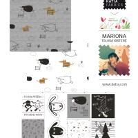 Mariona Tolosa Sisteré, la ilustradora detrás de la colección The Black Sheep y muchas más