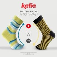 2 videotutoriales para aprender a tejer calcetines desde la puntera y desde la caña con el método magic loop