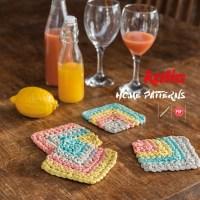 11 ideas de decoración a crochet para tu hogar: lámparas, cestas, agarradores, cojines, salvamanteles, posavasos...