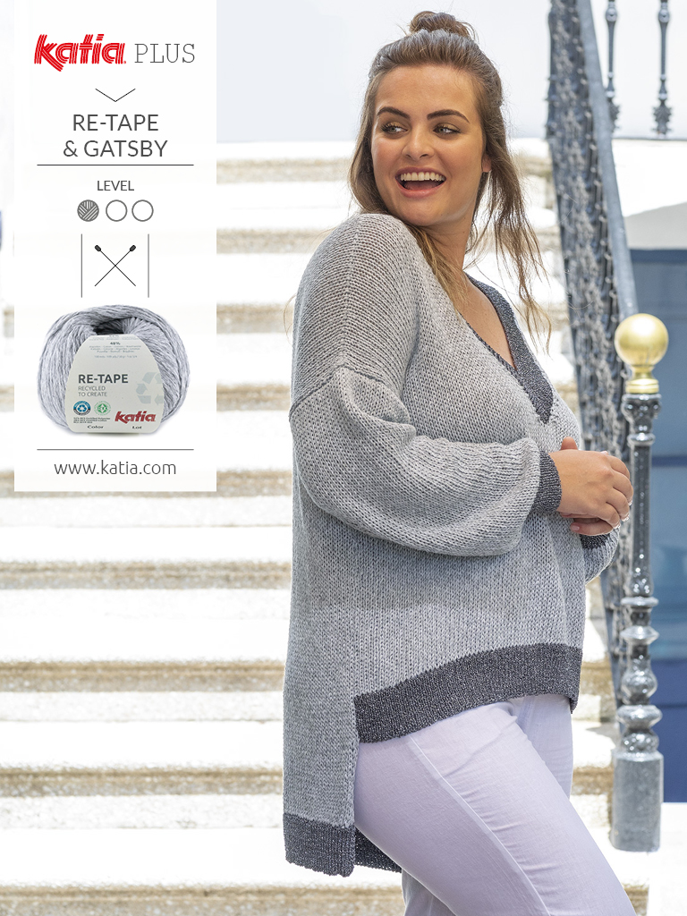 patrons tricot crochet grandes tailles