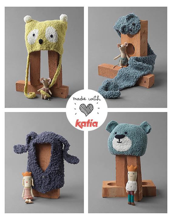 3 Bonnets pour déguiser votre bébé pour le Carnaval - Katia Blog ... 5dd475f6c2d