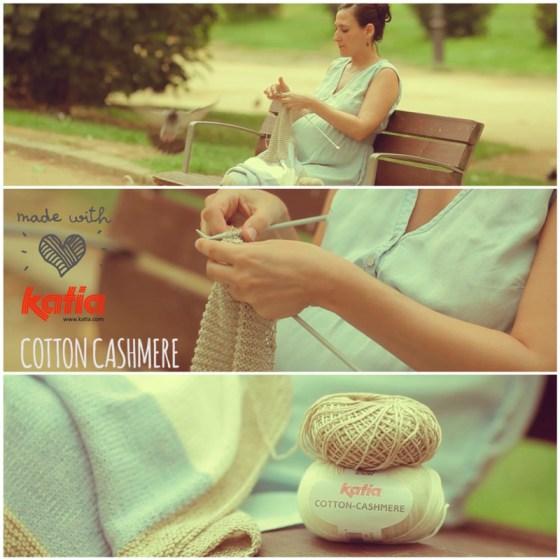 Habillez votre bébé avec de petits vêtements vraiment uniques: ceux que vous aurez tricotés en Katia Cablè 5, Cotton-Cashmere, Missouri, Baby Soft 3,5...