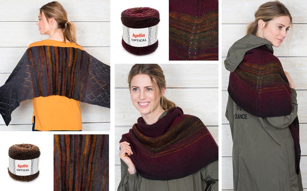 laines katia automne hiver 2018 Optical