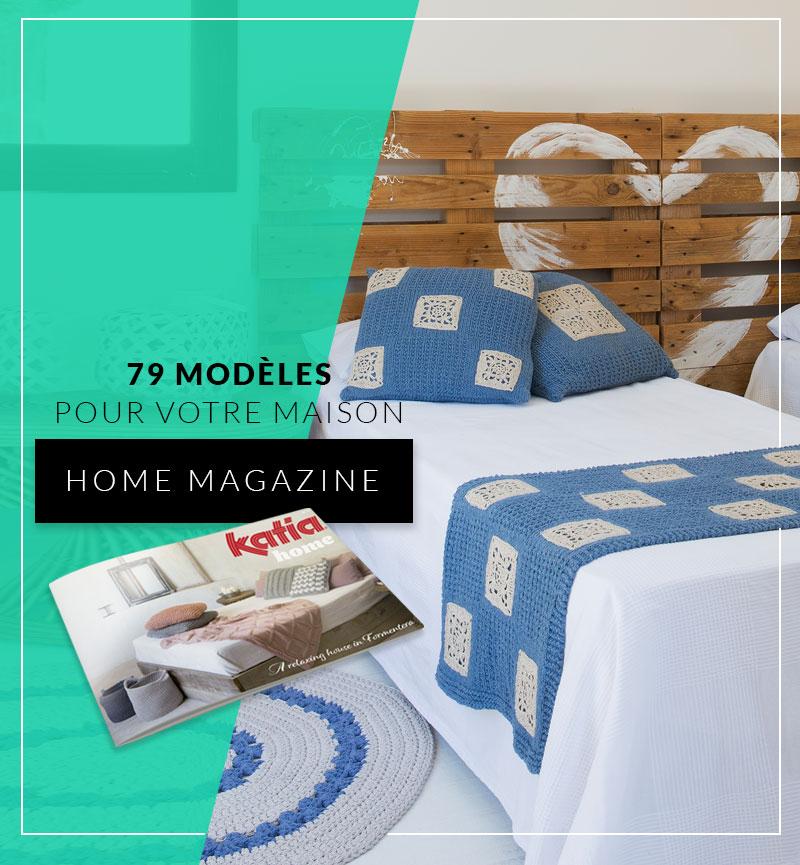 Catalogue Habitat 3: 79 patrons de crochet, tricot et macramé pour donner une touche fait-main à la décoration de votre maison