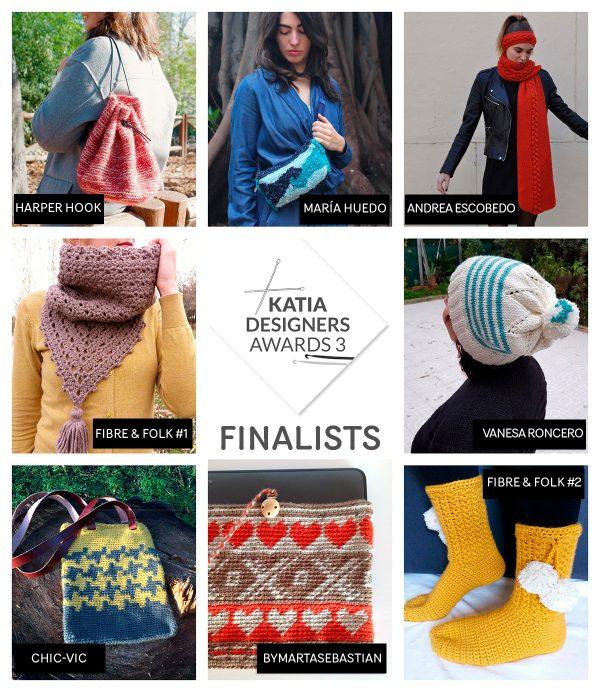 Katia Designers Awards 3 FINALISTS