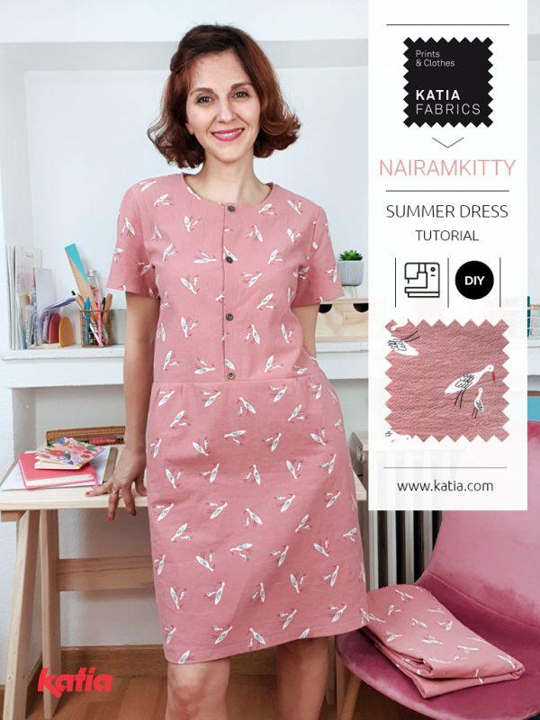 comment coudre une robe d'été