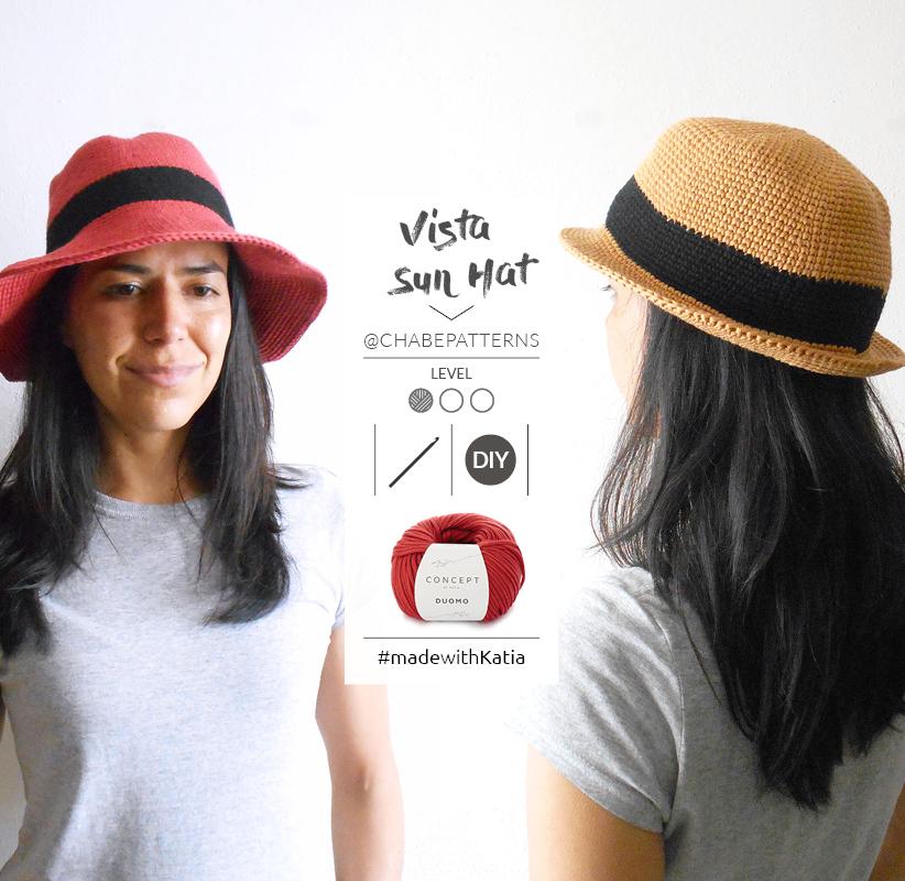 comment crocheter un chapeau