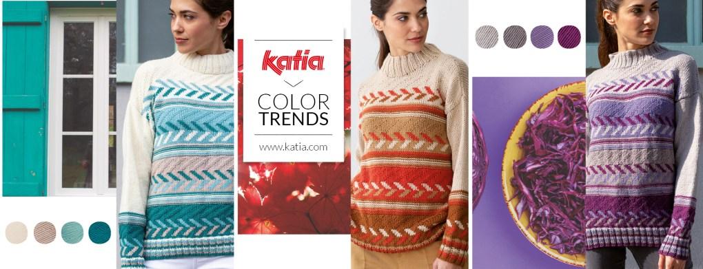 couleurs tendance et laine mérinos slide