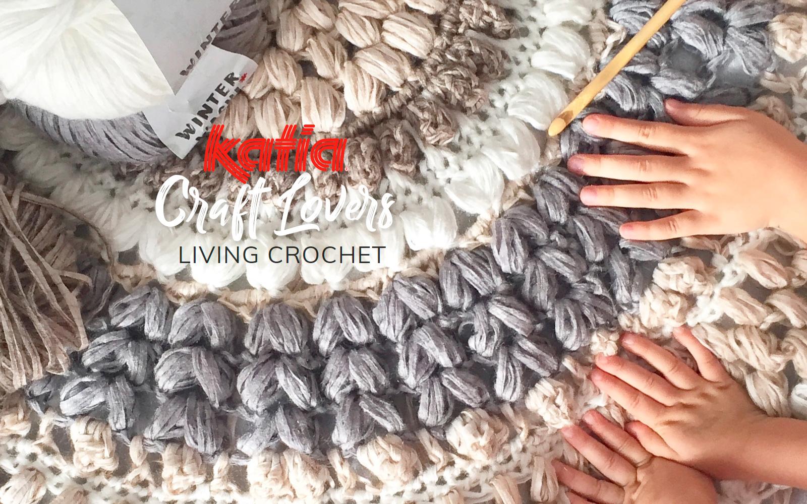 living crochet vous montre como