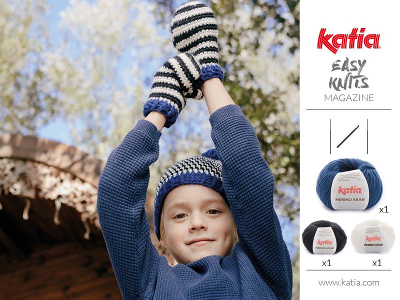 apprendre à tricoter et crocheter enfant