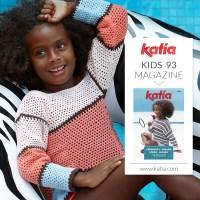 Les 9 patrons au crochet pour fillettes les plus faciles à faire du nouveau catalogue Katia Enfants 93