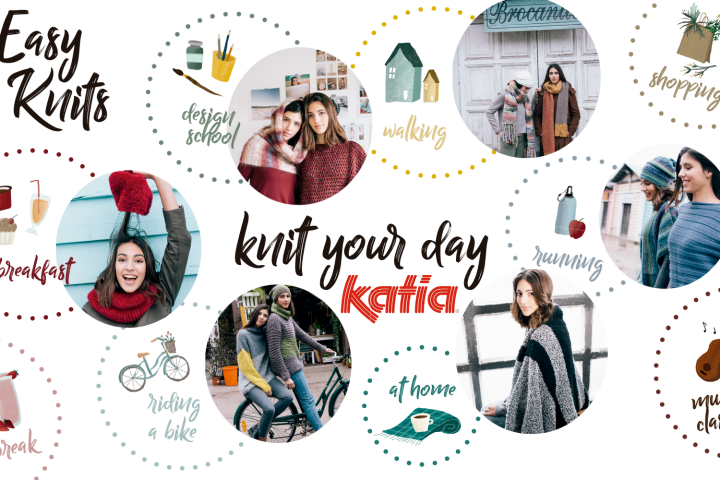 Katia Easy Knits