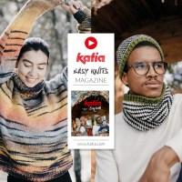 Spécial débutants : apprenez à tricoter et crocheter grâce au catalogue Easy Knits et aux tutoriels vidéos qui l'accompagnent