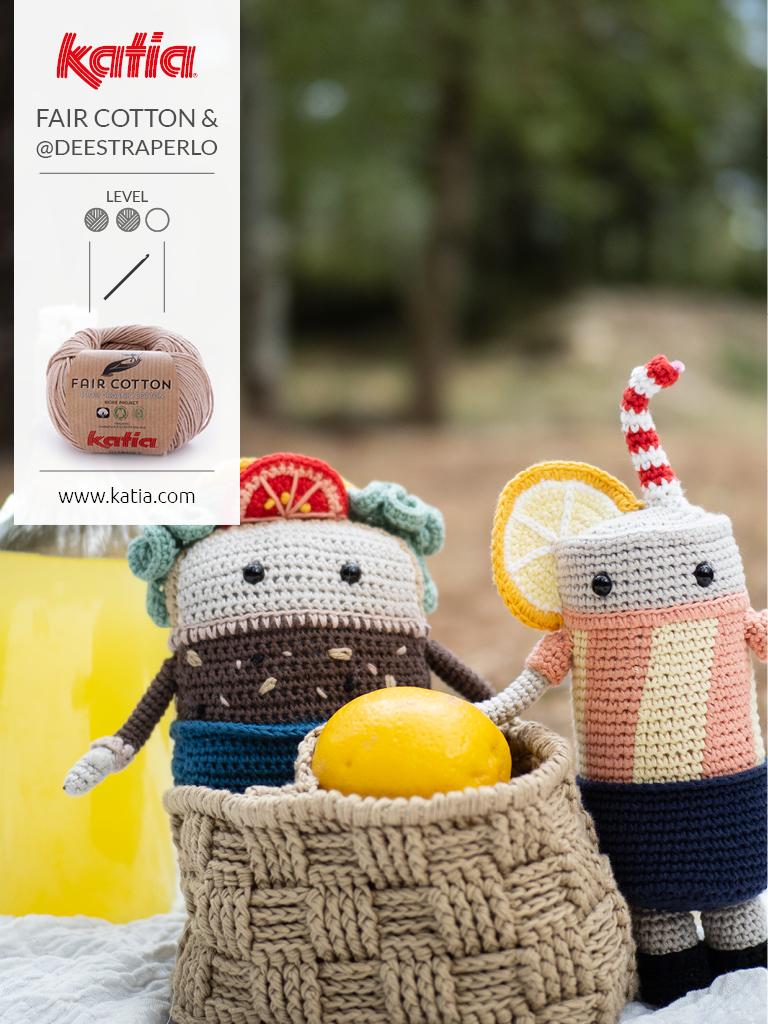 magazine fair cotton crochet amigurumi