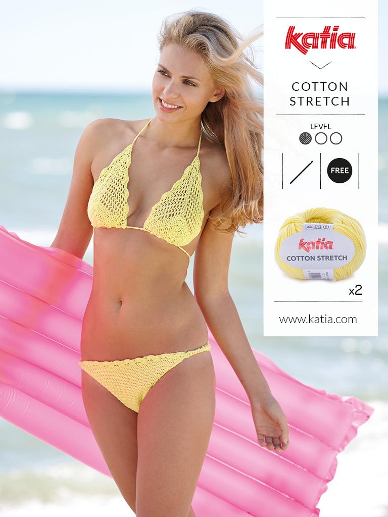 patrons gratuits au crochet bikini